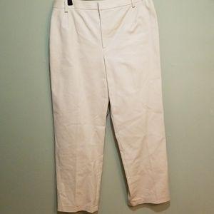 Ellen Tracy Khaki Pants size 16
